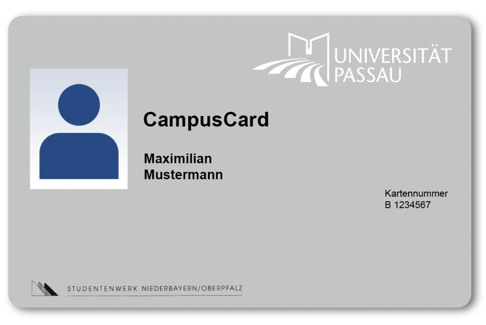 CampusCard for non-student members of the university